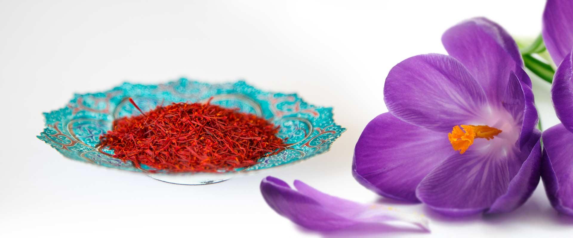 زعفران در بسته بندی هرباکس
